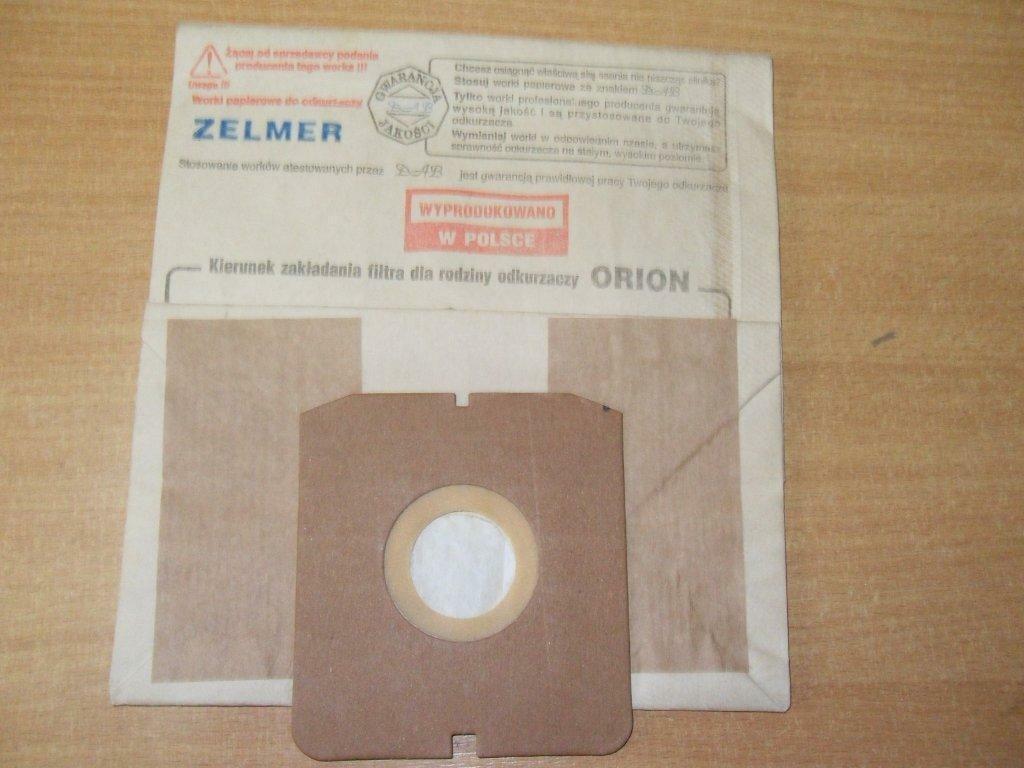 Worek do odkurzacza Zelmer Orion