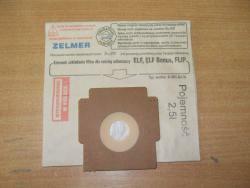 Worek do odkurzacza Zelmer Elf, Elf Bonus, Flip