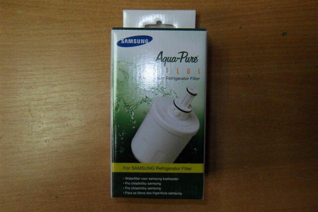 Oryginalny filtr wody do lodówki Samsung typu sbs