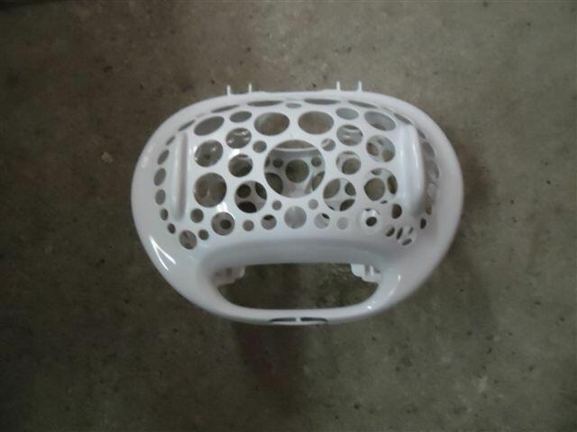 Koszyk na worek na śmieci do odkurzacza Electrolux ZJM6830 ZJM6840