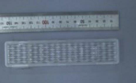 Osłona oświetlenia do lodówki Samsung RB29... i RB31...