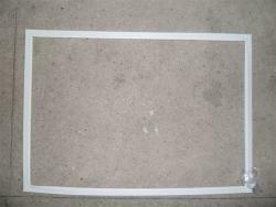 Uszczelka do lodówki - chłodziarki Amica ACZ3101