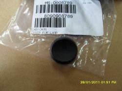 Pokrywa włącznika do ekspresu Krups (czarna)