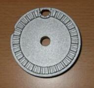 Korona palnika średniego Electrolux / Zanussi