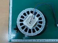 Zwijacz kabla z wtyczką do odkurzacza