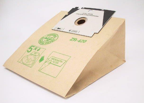 Worki papierowe do odkurzacza Rowenta RS605 5 szt.