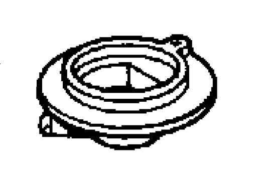 Korpus do kuchenki Electrolux / Zanussi (pomocniczy)