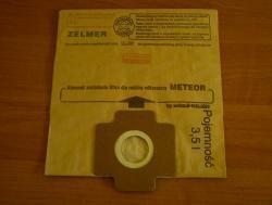 worek papierowydo odkurzacza Zelmer Meteor