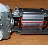 Silnik do robota Electrolux ASM450