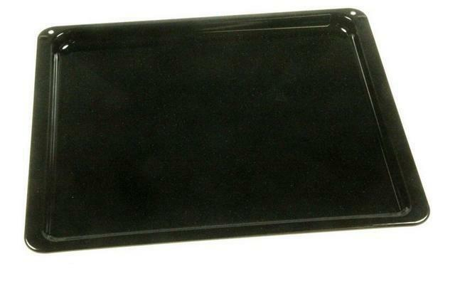 Blacha do piekarnika Amica 37,5 x 43 czarna