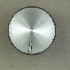 Pokrętło do płyty Samsung GN641FFXD/XEO, GN642FFXD/XEO śr. 27 mm matowe