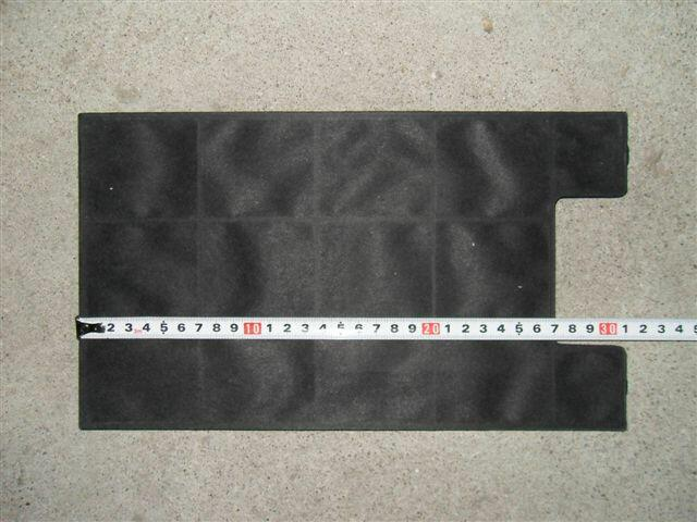 Filtr węglowy OMEGA 90X