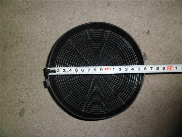 Filtr węglowy do okapu Amica