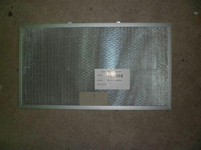 Filtr aluminiowy do okapu Amica