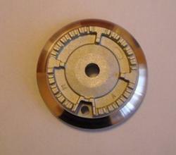 Dyfuzor palnika średniego bez otworu na termoparę