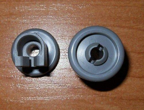 Kółka kosza górnego do zmywarki Electrolux
