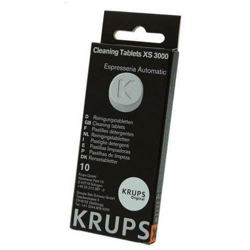 Tabletki czyszczące do ekspresów ciśnieniowych KRUPS