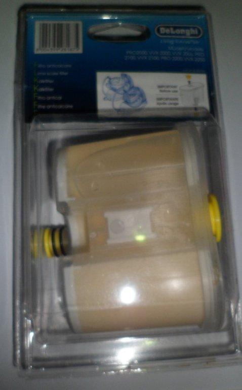 Filtr do ekspresu DeLonghi - VVX 2000 / PRO 20000/ VVX2200/ VVX2005 / PRO 2100